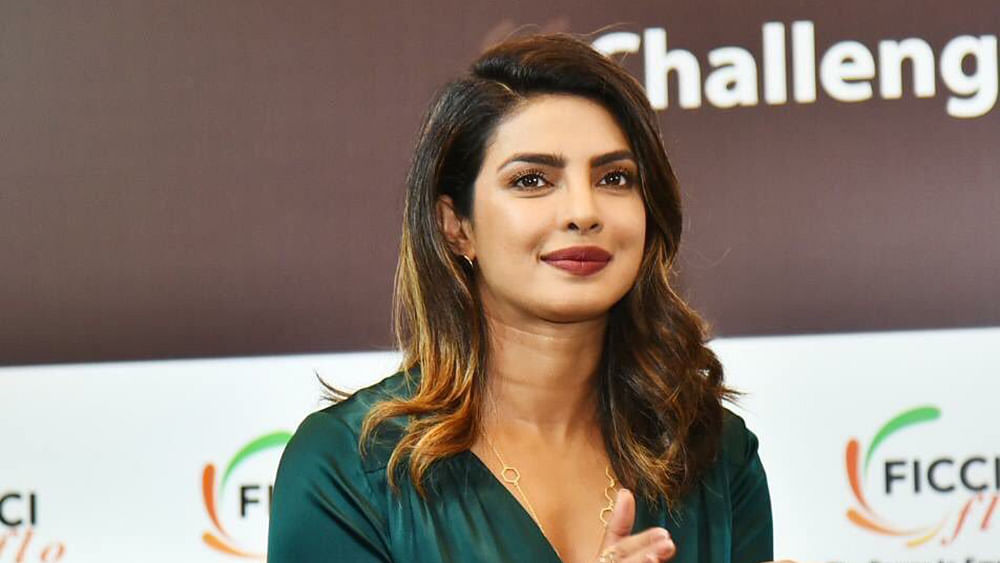 Priyanka Chopra invests in dating app Bumble and edu tech company