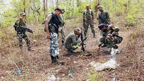 Chhattisgarh: Two policemen, DD cameraman killed in Naxal attack
