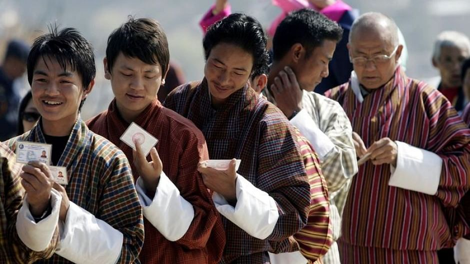 Bhutan: Second round of elections today
