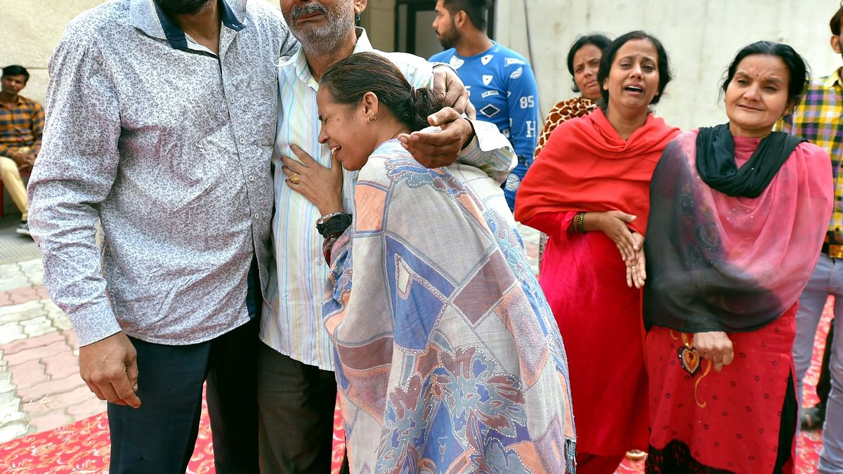 Amritsar train tragedy: Railways deny responsibility, man who played Ravan dead