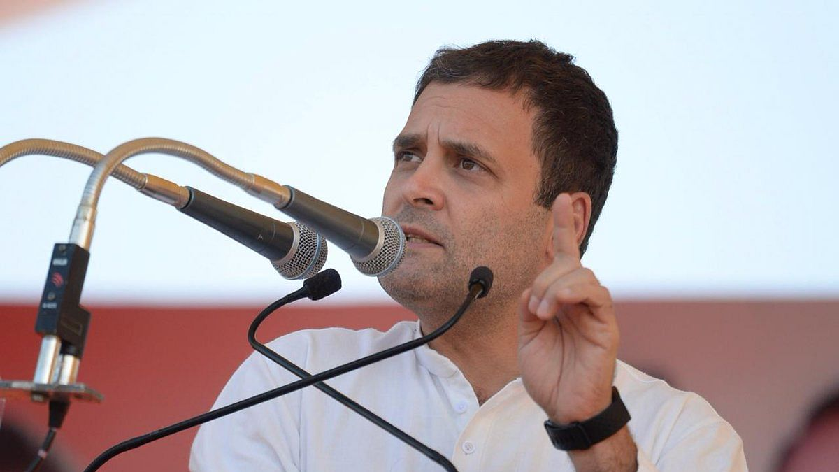 Rahul Gandhi: Don't need BJP certificate to visit temples, I'm nationalist leader not Hinduwadi one