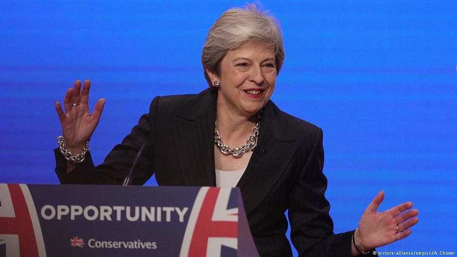 London Diary: Of Theresa May, Brexit, parking in London and inter-religious understanding