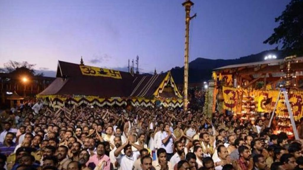 Sabarimala: Lord Ayyappa temple reopens for monthly pujas amid heavy security