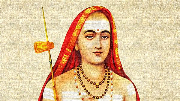 Tracing  Adi Shankaracharya's philosophical footprints