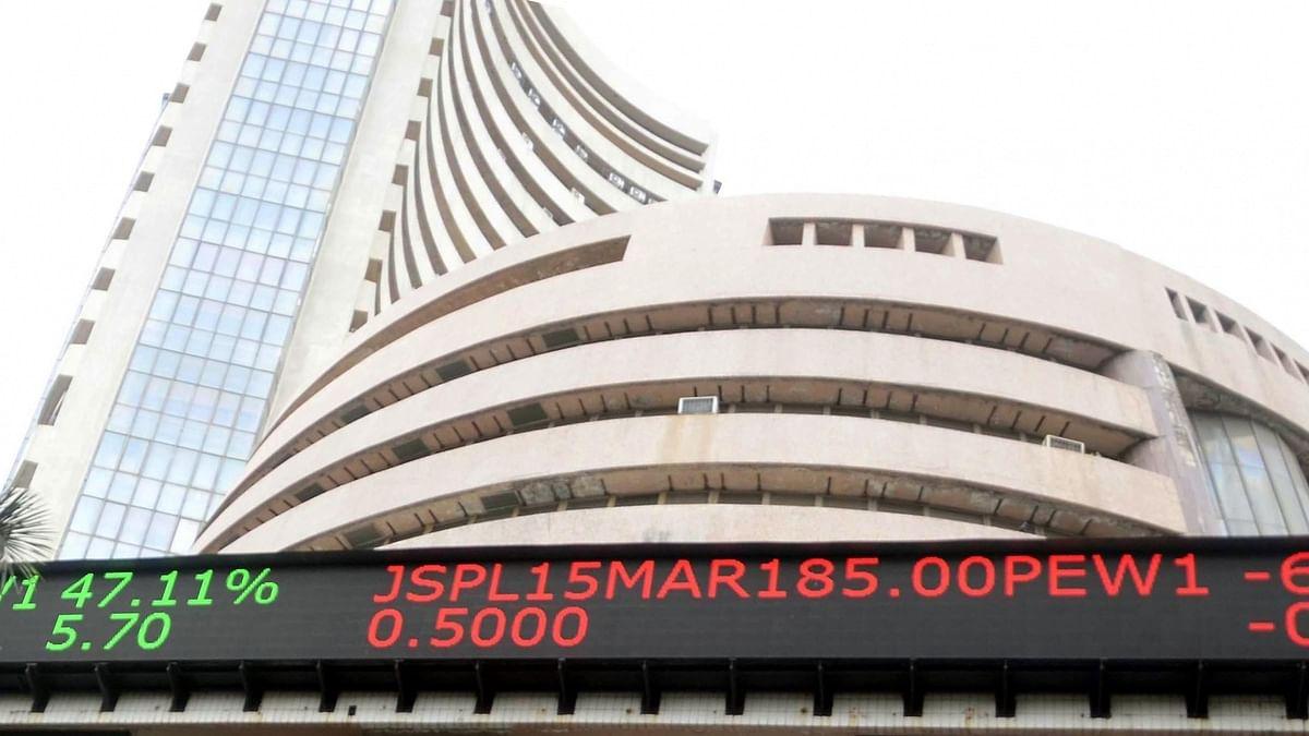 Sensex drops over 250 points; TCS down 2 per cent