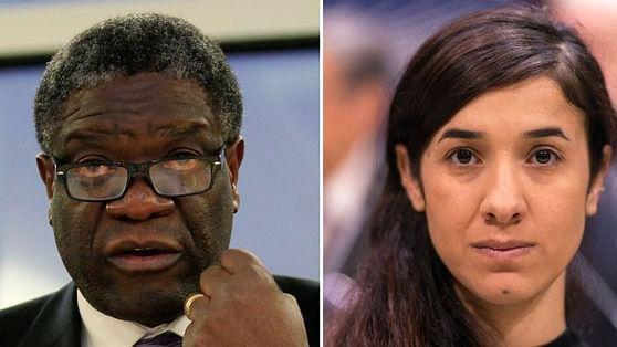 Nobel Peace Prize to Denis Mukwege, Nadia Murad for fighting sexual violence