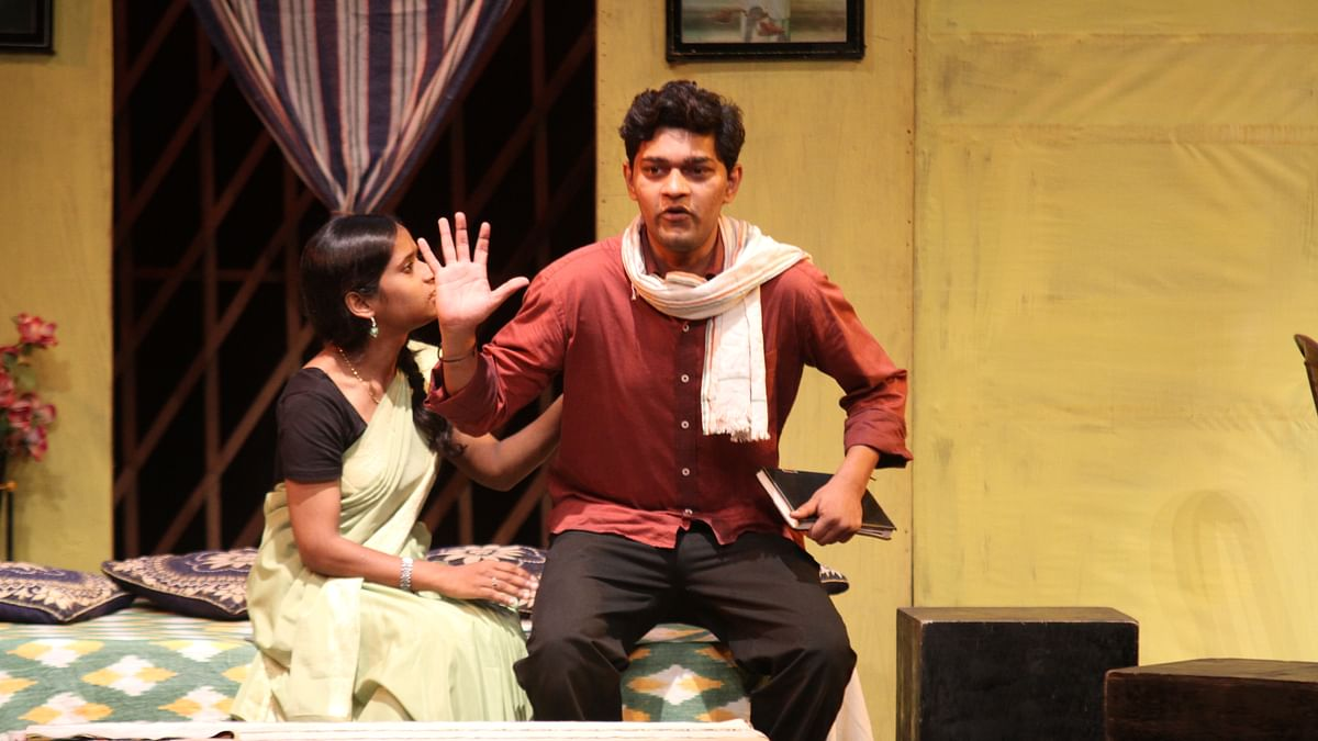 Kanyadaan: A play by Vijay Tendulkar relooks at age old rituals