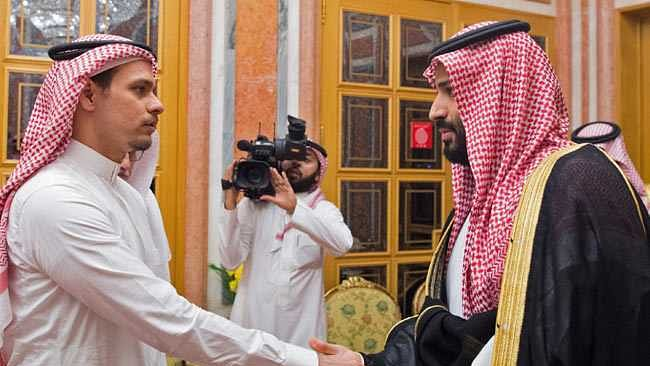 Jamal Khashoggi's son is finally allowed to leave Saudi Arabia with family
