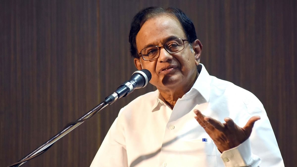 """Chidambaram: Centre's response to Rafale issue is to """"suppress dissent"""""""
