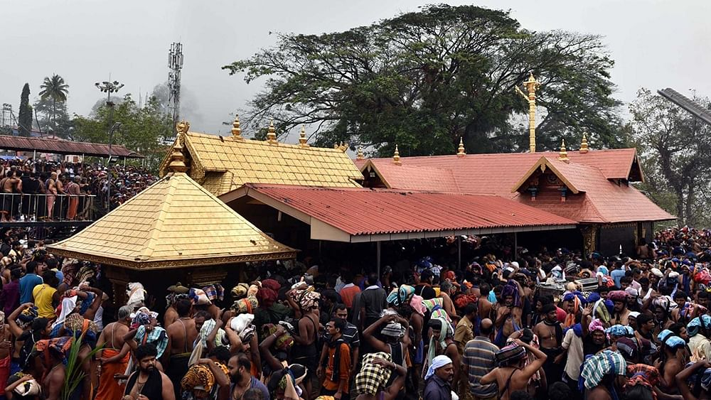 RSS takes U-turn on Sabarimala verdict, says devotees' sentiments can't be ignored