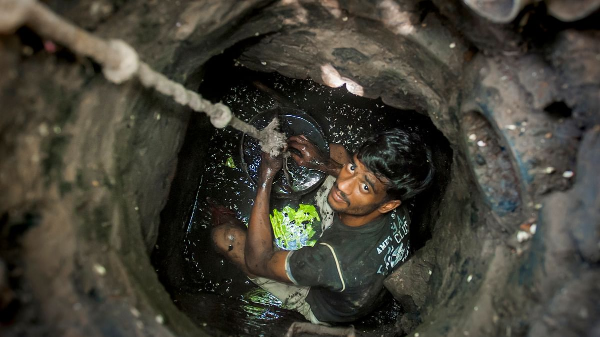 Despite horrific deaths, number of manual scavengers on the rise