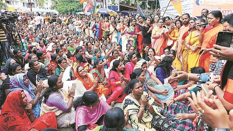 SC Sabarimala verdict challenged, plea filed to review court order