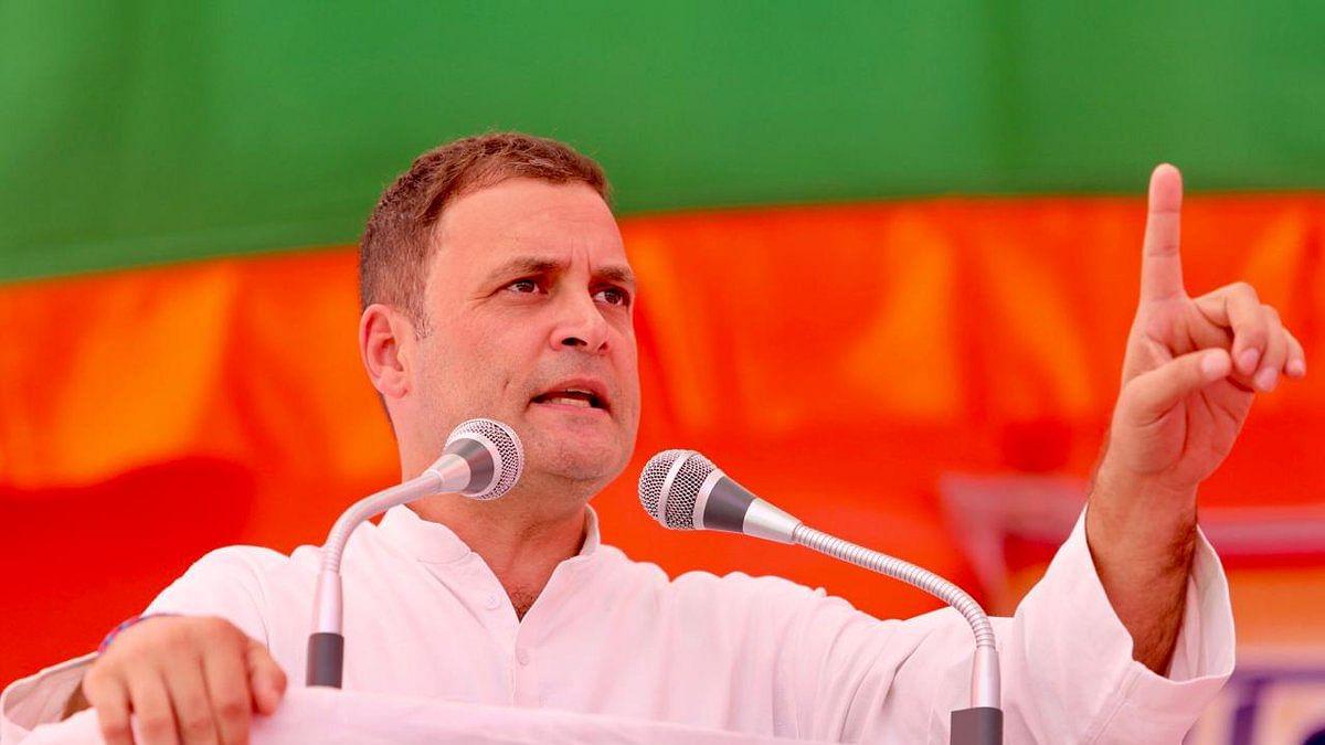 Rahul Gandhi: Demonetisation and GST destroyed economy
