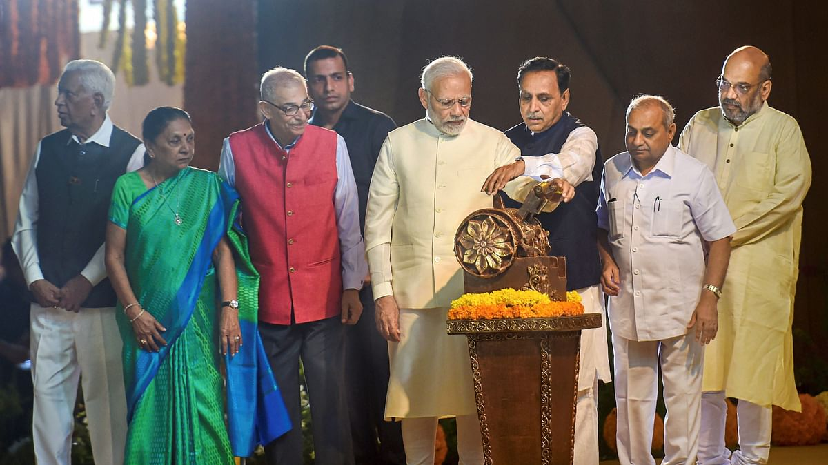 PM inaugurates Statue of Unity amid boycott by adivasis