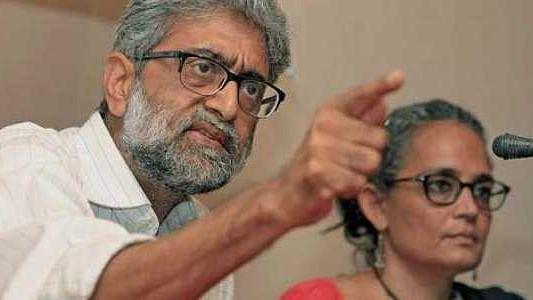 Gautam Navlakha, Naxals were in contact with Hizbul, Kashmiri separatists, says Pune police