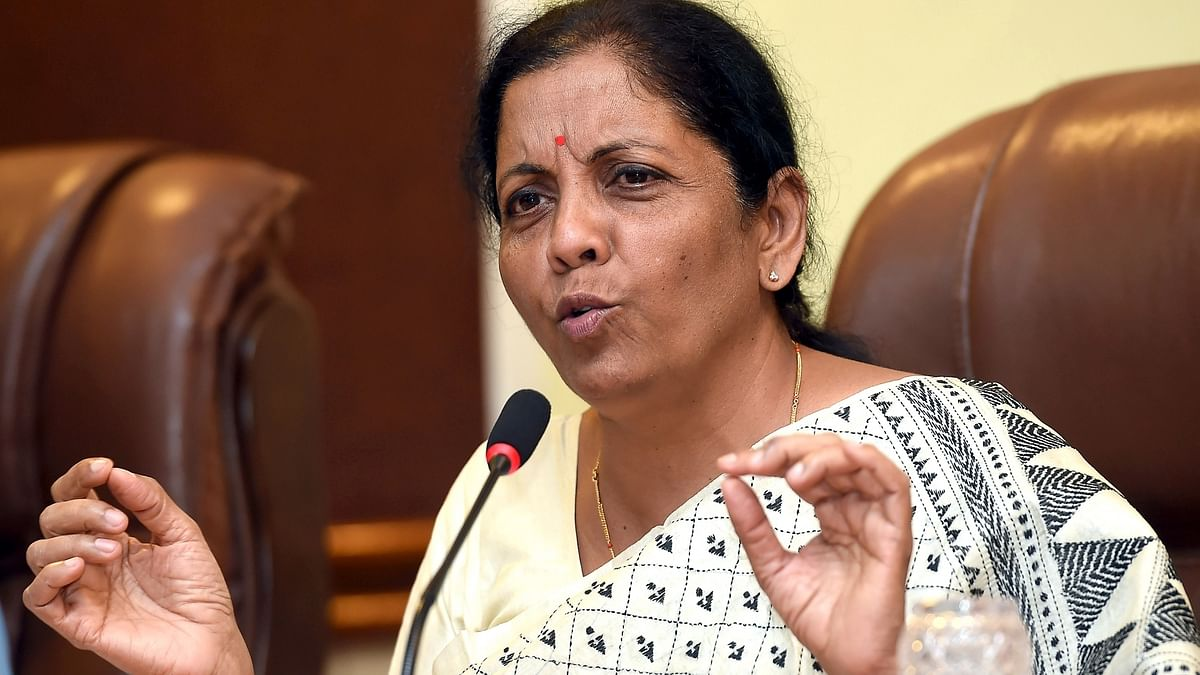 PMO runs Finance Ministry, Nirmala Sitharaman reduced to a rubber-stamp minister