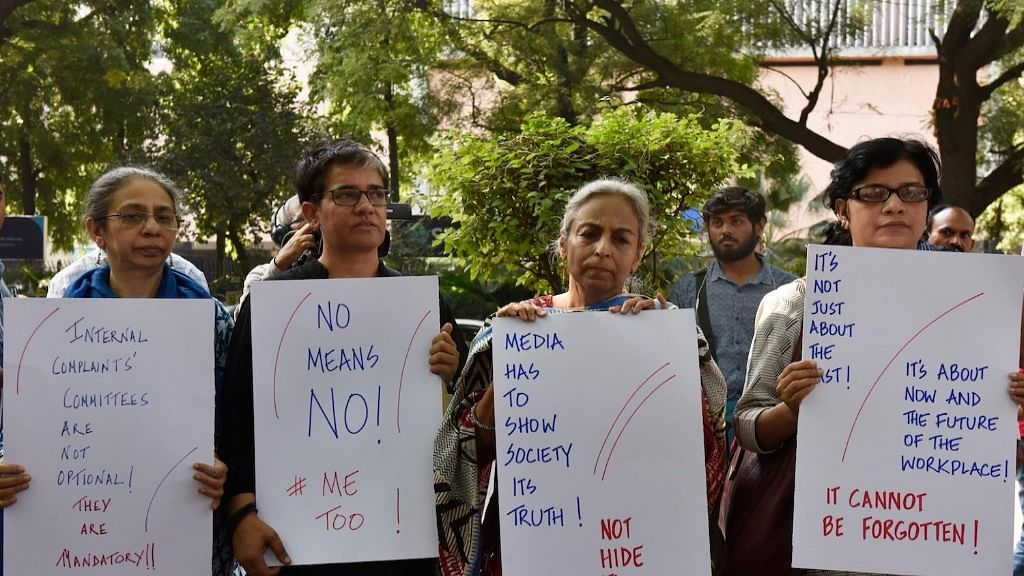 #MeToo: Why have no politicians been named?