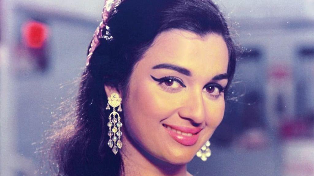 "Asha Parekh: ""I hope people remember me as a nice girl"""