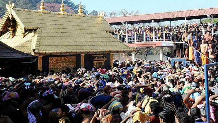 Kerala: 550 women register online for Sabarimala prayers