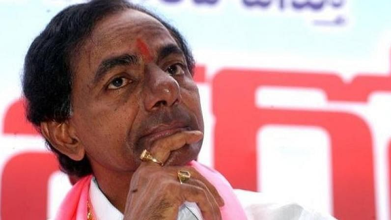 With an eye on Delhi, KCR appoints son as TRS Working President