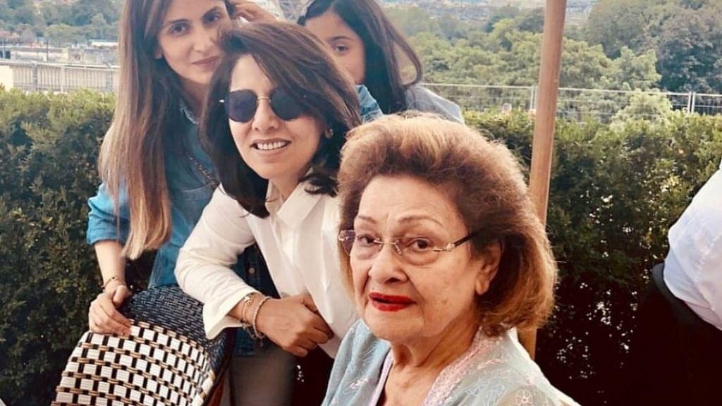 Krishna Raj Kapoor: Dignity was her middle name