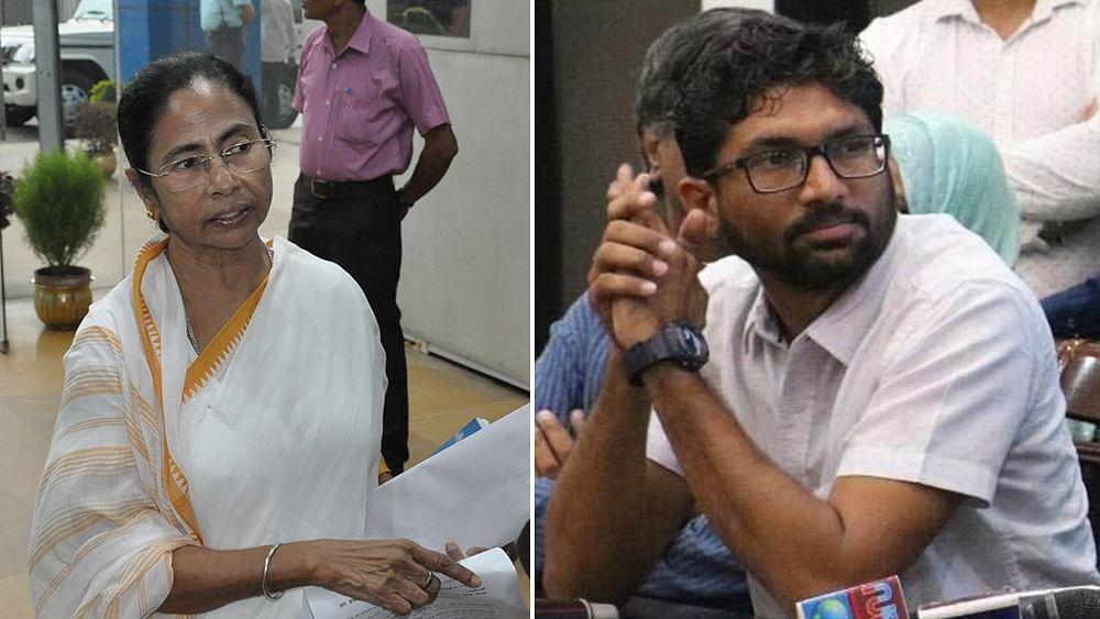 Jignesh Mevani meets Mamata Banerjee, bats for unity against BJP