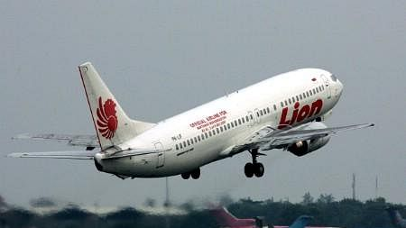 Indonesian plane plunges into waters near Jakarta, debris spotted