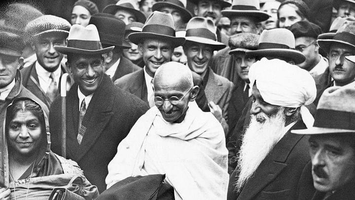 The world needs Gandhi in 2018