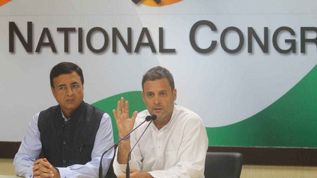 Rahul Gandhi on Rafale deal: PM Modi is corrupt, demands investigation