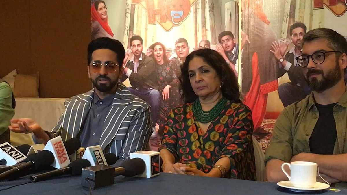 Ayushmann Khurrana: 'Badhaai Ho' is a rib tickling comedy on an awkward situation
