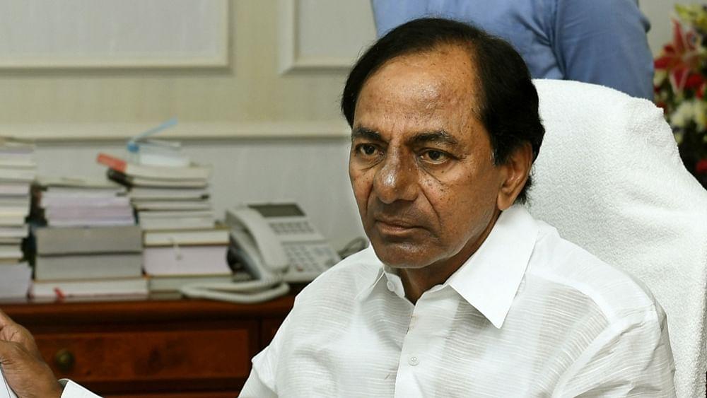 Telangana: KCR's ₹280 crore saree distribution plan barred by EC