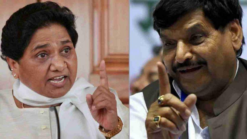Shivpal reaps benefits of BJP friendship: Yogi approves Mayawati bungalow, Z+ security