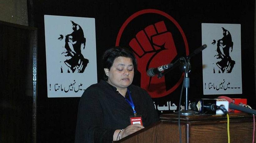 Pakistan's revolutionary poet Habib Jalib's daughter turns taxi driver to survive