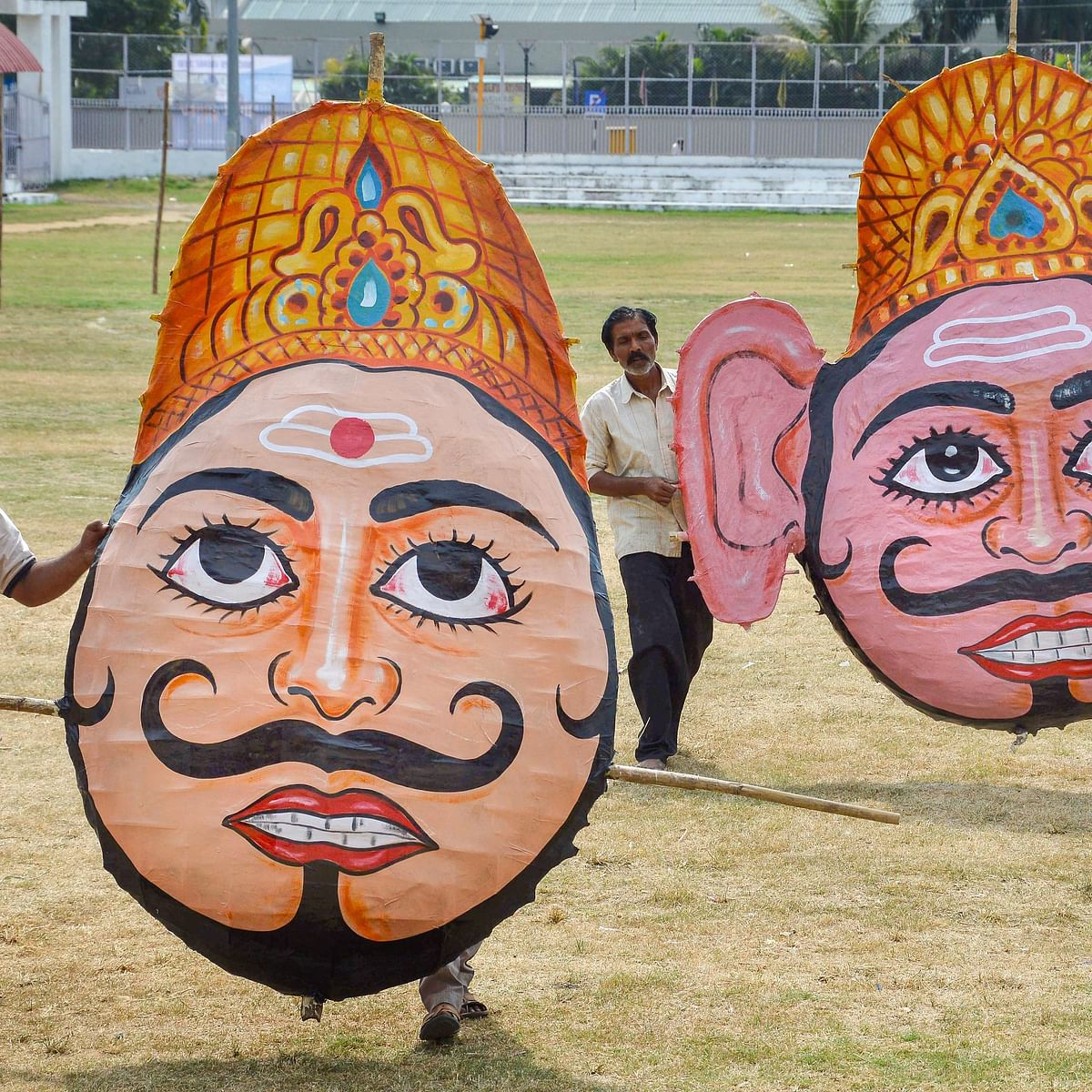 Delhi: No preparations, pending permissions amid COVID-19 play dampener this Dussehra