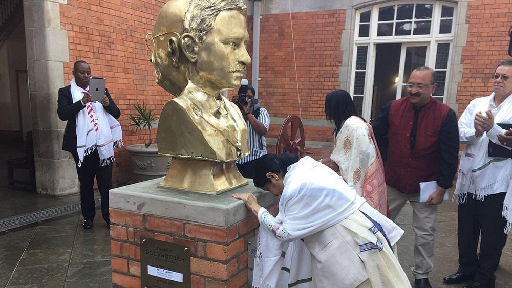 Mahatma Gandhi: He still inspires millions, far beyond India's borders