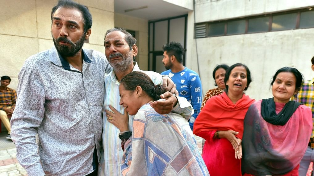 Amritsar train accident: In a flash, train left behind heaps of bodies, survivors recall the horror