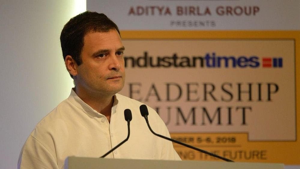 """Rahul Gandhi says """"All will come together in Lok Sabha elections""""; attacks BJP on governance"""