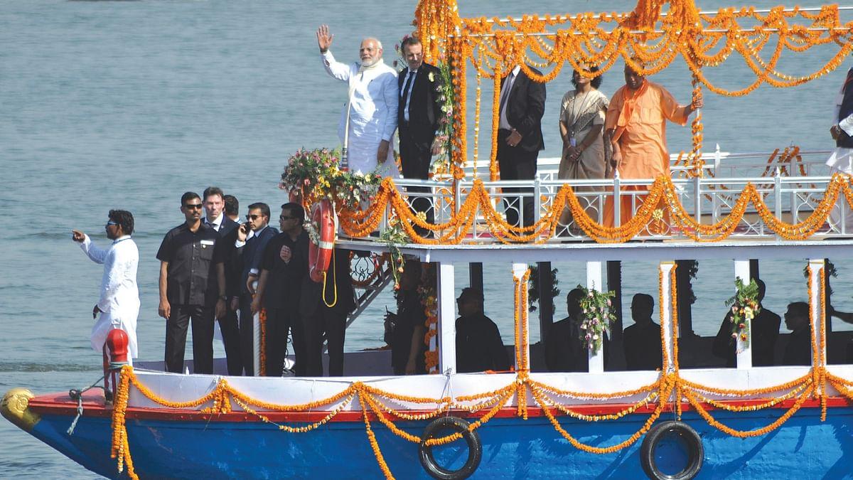 Jal Marg: Killing the Ganga, from Varanasi to Haldia