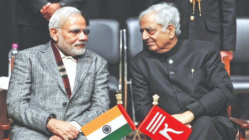Jammu 'Versus' Kashmir: A Doomed Alliance