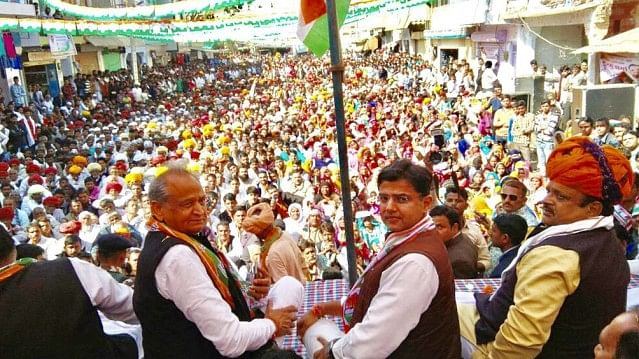 Rajasthan: Cong releases first list,  Gehlot to contest from Sardarpura, Pilot from Tonk