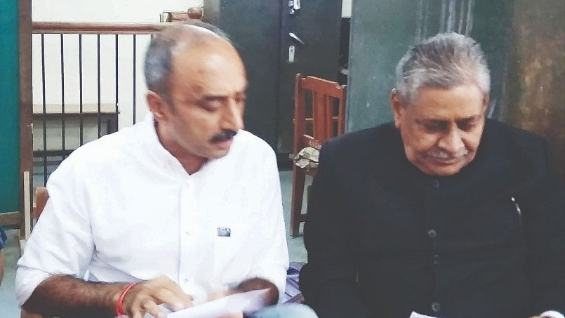 Sanjiv Bhatt bail hearing: Kafka's 'The Trial' revisited in Gujarat's Palanpur