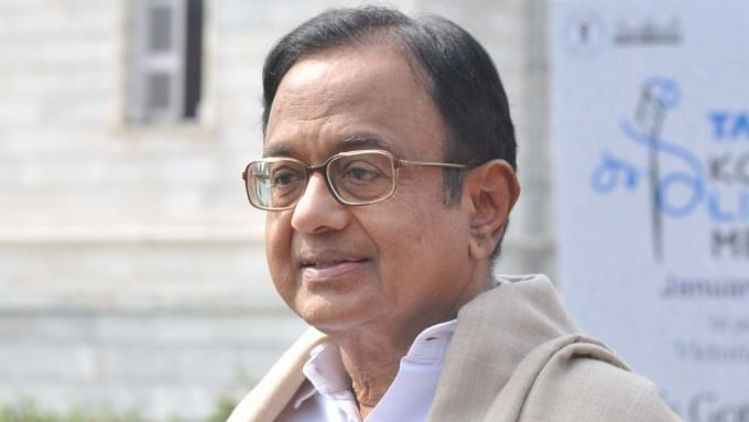 Chidambaram: Modi Govt destroyed MSMEs, now wants RBI to revive it