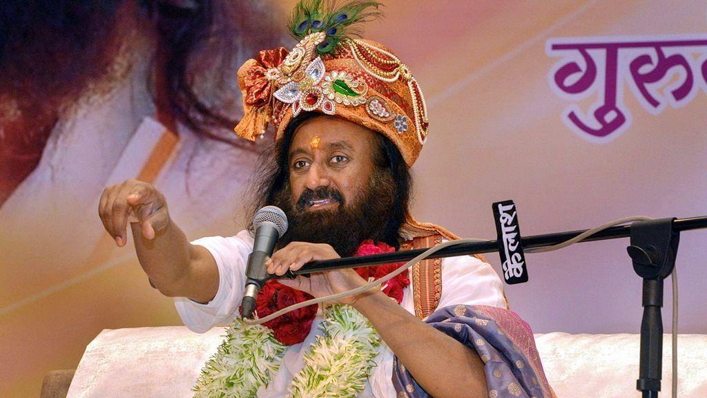 CBI seeks solace in Sri Sri Ravi Shankar