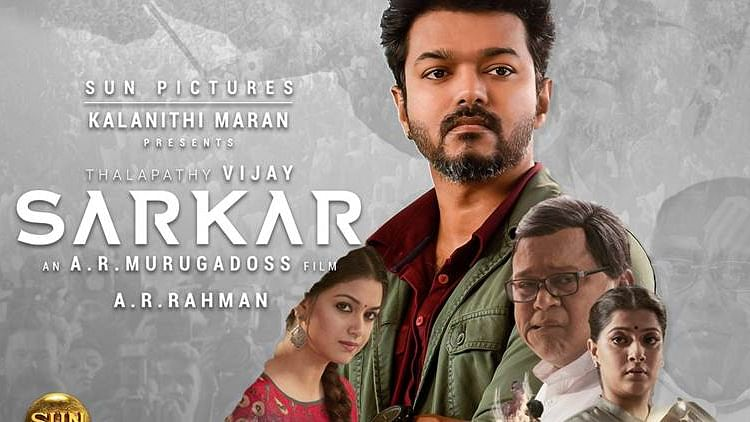 'Sarkar' is strictly for fans of Vijay