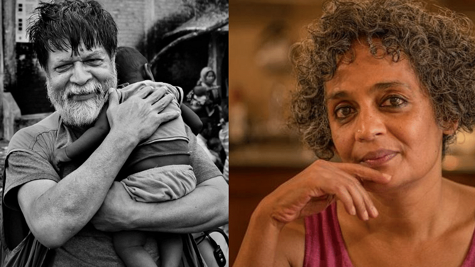 Arundhati Roy: Dear Shahidul, times are not easy in your country or in mine...