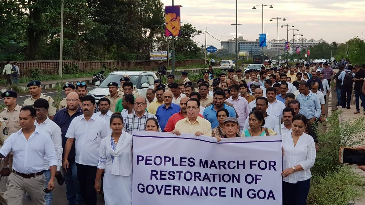 Goa crisis: Civil society demands CM Parrikar's resignation, gives 48-hour ultimatum