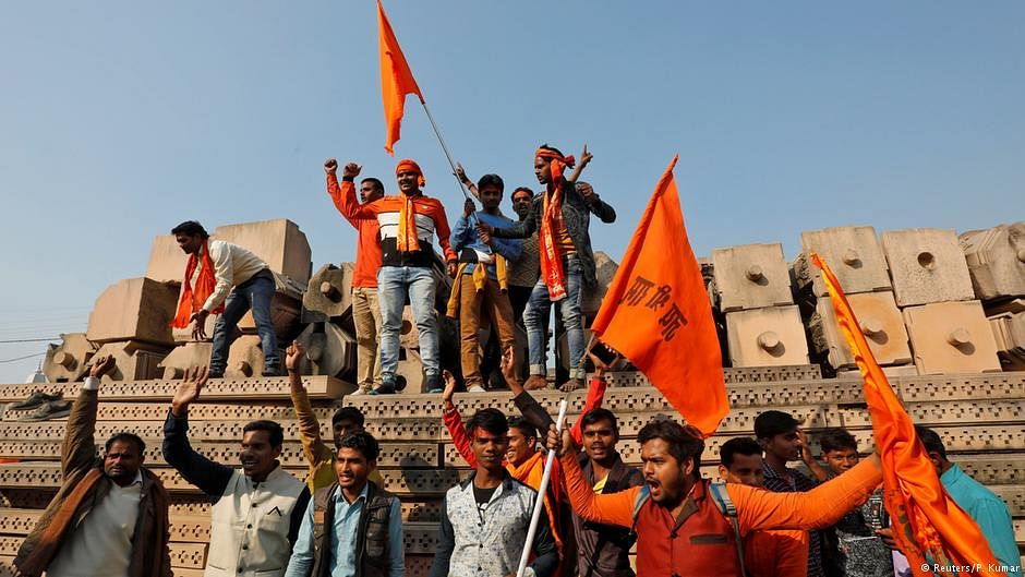 Moulding of relief submission in Ayodhya case: Nirmohi Akhara demands upholding of its rights as 'Shebait'