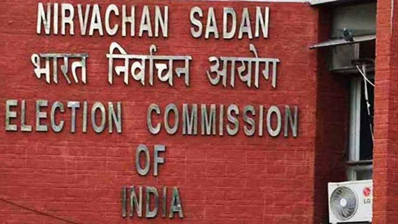 Telangana polls: Congress moves EC over pink ballots