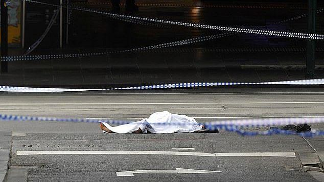 Melbourne stabbing: One killed, two injured, suspect shot