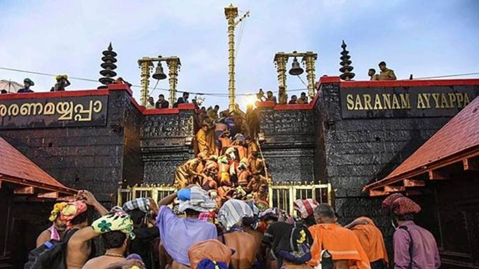 Sabarimala epitomises confluence of various faiths in India